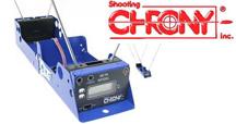 Cronógrafos chrory, medidores de velocidad