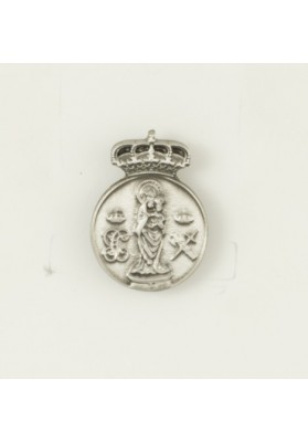 Pin Virgen del Pilar G. Civil