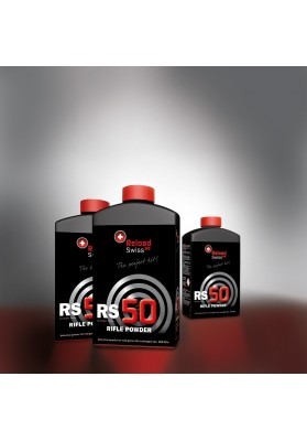 Pólvora RS 50 Rifle Powder (1 Kilo)