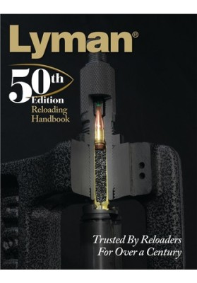 Manual Lyman 50 Ed. Tapa Dura