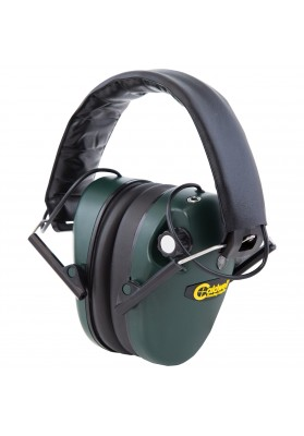 Cascos Caldwell E-MAX Low Profile Electronic Verde