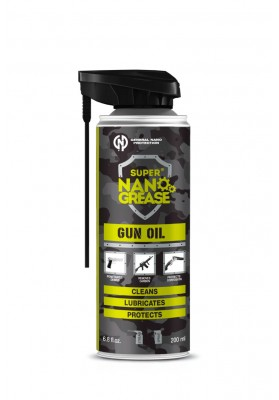 Gun Oil NANO 200ml Aerosol