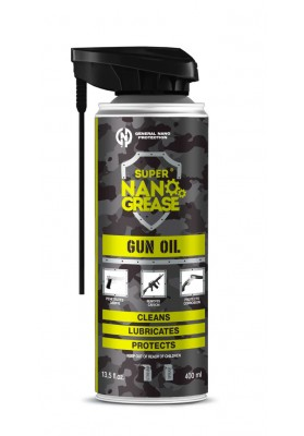 Gun Oil NANO 400ml Aerosol