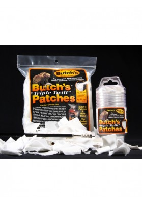 Patches Butch´s Cal. 6mm 1000 Unid.
