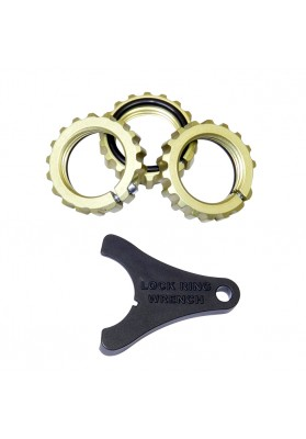 Ultimate Lock Rings 3 Pack