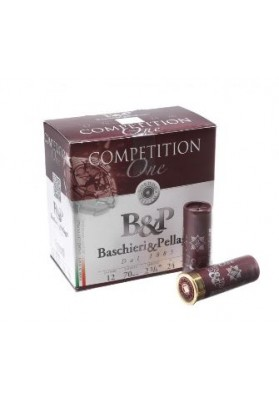 Cartuchos B&P Competition One Cal. 12 24gr 7 25 Unid. S