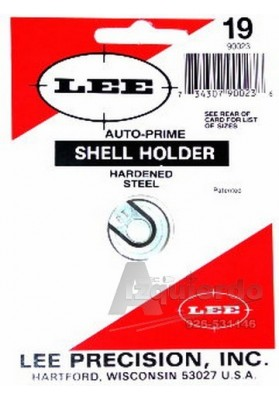 Shell Holder Auto Prime nº19