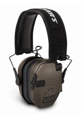 Cascos Electronicos Marron Razor Walker´s