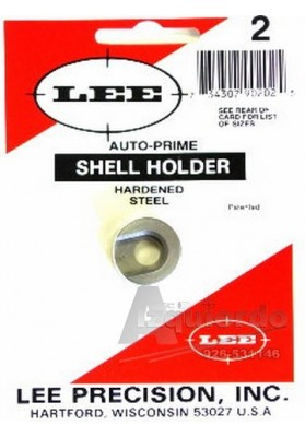 Shell Holder Auto Prime nº2