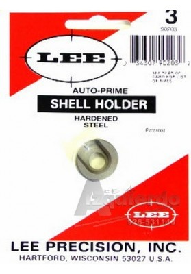 Shell Holder Auto Prime nº3