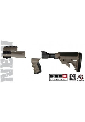 ATI Culata AK-47 Stikeforce Elite Scorpion Gris