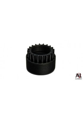 ATI AR-15 Free Float Slotted Barrel Nut