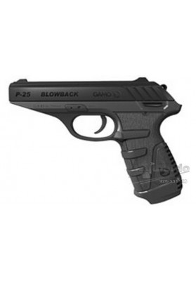Pistola El Gamo Mod. P-25 Blowback Cal. 4.5 CO2