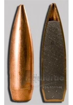 Puntas Cal. 30-155 HPBT Nosler Custon Competition