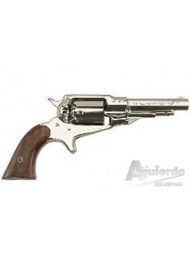 "Revolver Pietta Cal.31-3,1/2"" New Pocket Nikel"