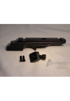 Base para el Rifle Enfield 4&5 Carril Weawer