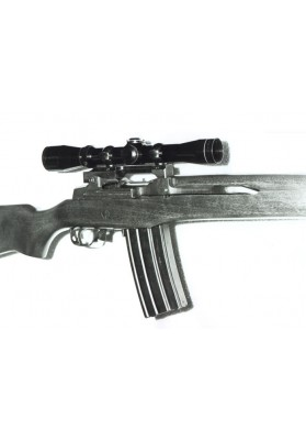 Base para el Rifle Ruger Mini 14 Carril Weawer