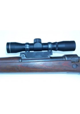 Base para el Rifle Mauser K 98 Scout Mount, Weaver