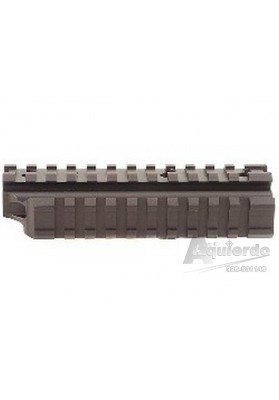 Base AR-15 Tri Rail Carry Handle Mount