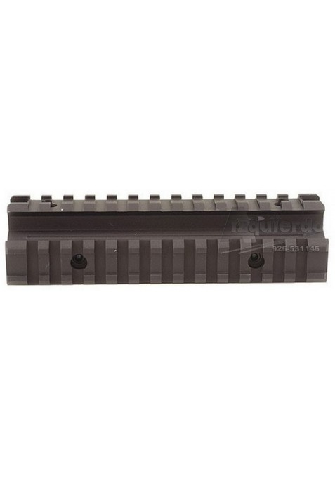 Base AR-15 Tri Rail Flat Top Mount