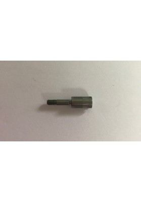 Base Pin Latch Nut Polished Blue (Nº 4 1873) Inox