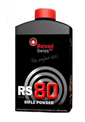 Pólvora RS 80 Rifle Powder (1 Kilo)