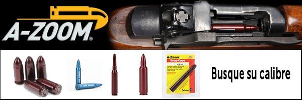 Aliviamuelles o salvapercutores de todos los calibres para rifle pistola y escopeta