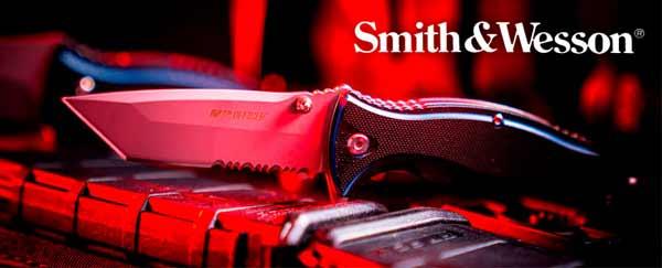 Cuchillos, navajas y hachas de S&W y M&P SCHRADE