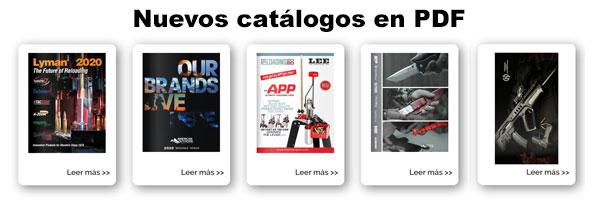 Catalogos Recarga en PDF