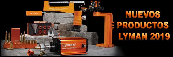 Nuevos Productos Lyman 2019