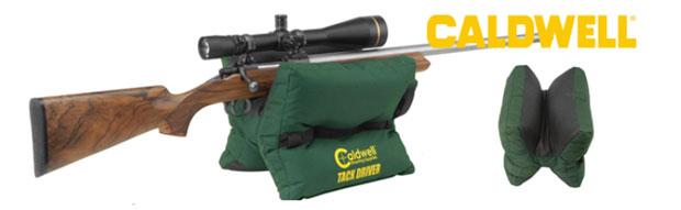 Cojin Caldwell para caza y tiro